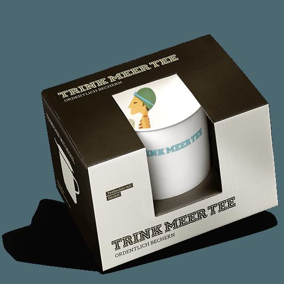 Teebecher Geschenkbox