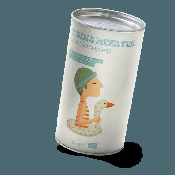 Bio Früchtetee Nichtschwimmer