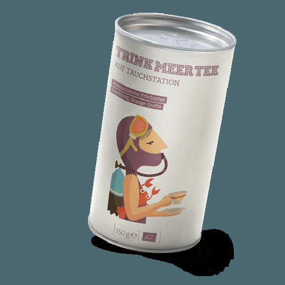 Biotee Sandorn-Quitte